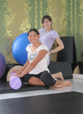22.1st time Pilates with Natalia Winindo