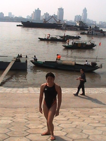6.Open Water Swimming 2004 @Wuhan,China